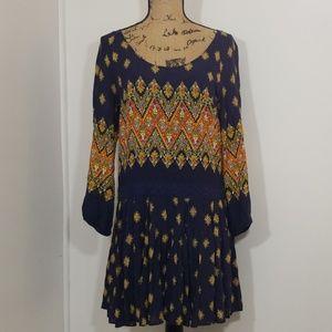 Free People mini dress/tunic size small